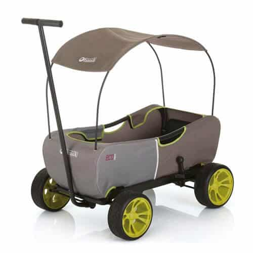 hauck eco mobil kinder bollerwagen im gro en test. Black Bedroom Furniture Sets. Home Design Ideas